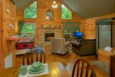 1 Bedroom Cabin with Stone Fireplace & King Bed