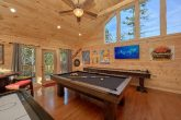 2 Bedroom Cabin with Loft Game Room
