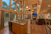 Cabin with Wooded View and Private Deck