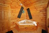 Jacuzzi in King Bedroom Suite