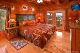 Spacious King Bedroom Connecting to Deck