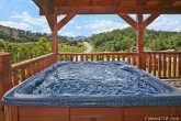 Beautiful Smoky Mountain Views from Hot Tub