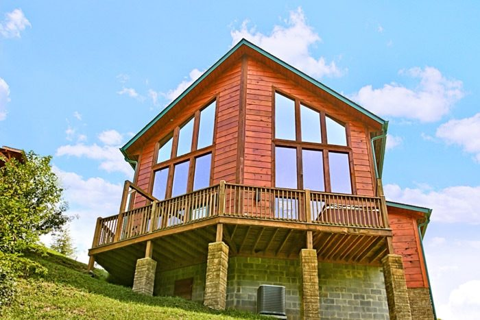 Pet Friendly Luxury Cabin Rentals In Pigeon Forge Tn. i love ...