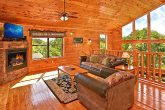 Cabin with Open Living Room