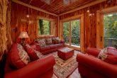 Luxury Cedar Log Cabin overlooking the River