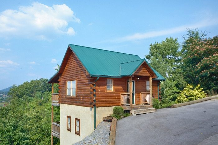 Royal Romance Cabin Rental Photo