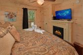 Main Floor Master Suite with Full Bath Room