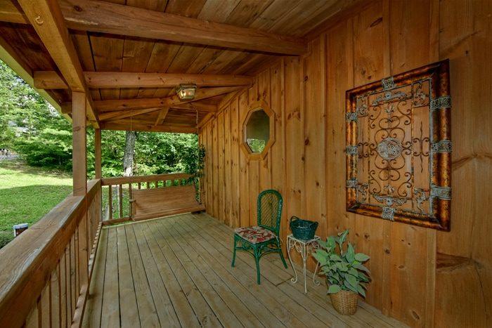 Smoky Mountain Cabin near Dollywood - Serenity Ridge