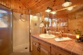 One Bedroom Cabin with 2 full baths