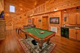 Cabin with Pool table and Wet bar