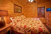 Cabin with 2 king bedrooms