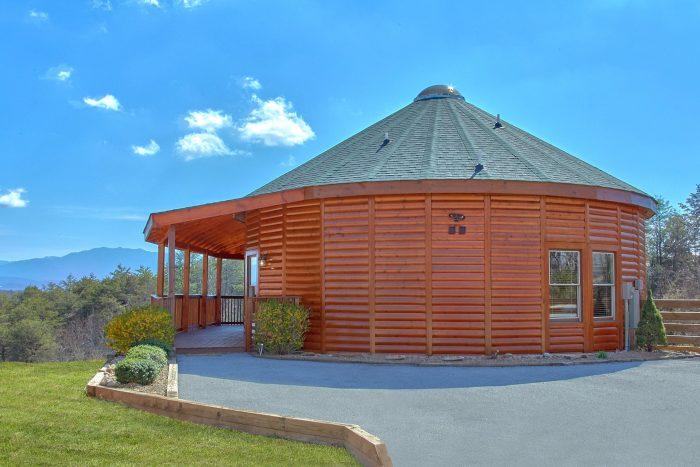Star Gazer Cabin Rental Photo