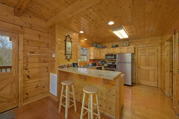 Fully Equipped Kitchen - Suite Retreat