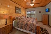 Pigeon Forge Cabin Rental with Private Top Deck