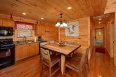 Open Loft Game Room 2 Bedroom Cabin