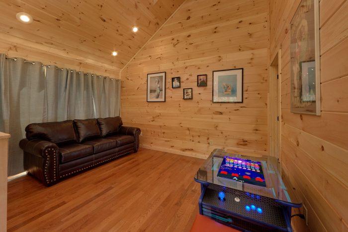 Beautiful Brand New 2 Bedroom Cabin Sleeps 6 - Swimming Hole