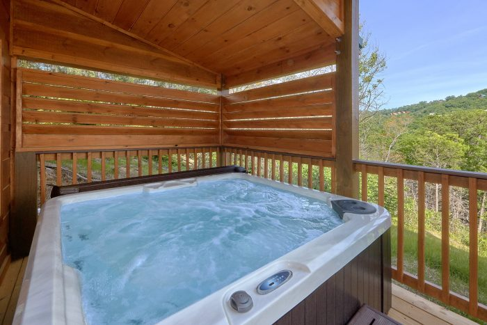 Luxurious Out Door Deck with Seatting - Swimming Hole