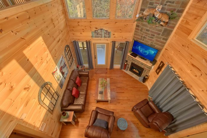 Beautiful Furnished 2 Bedroom Cabin Sleeps 6 - Swimming Hole