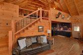 Luxurious 1 Bedroom Cabin Sleeps 4