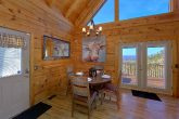 Spacious 1 Bedroom Cabin Sleeps 4 with Views