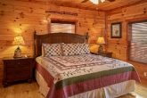 Six Bedroom Cabin with King Bedrooms