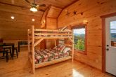 Spacious Cabin with additional bunk beds