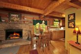 Rustic 1 Bedroom Cabin with Cozy Fireplace