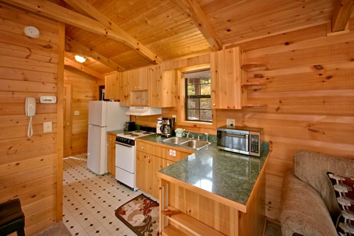 Cabin with spacious kitchen - Where the Magic Happens