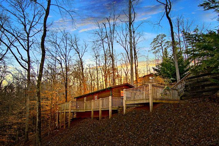 Wonderland Cabin Rental Photo
